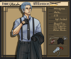 TRR: Ulrich by NotaVerde