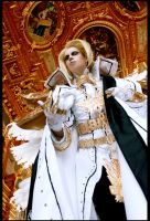 Trinity Blood - das grosse tier by NanjoKoji