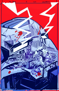 Colors for cover 3 of Iron Patriot by thisismyboomstick