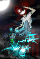 Of Ghosts and Aliens by Nintendochu