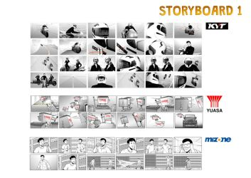 Storyboard BW  (1) by ridwanted