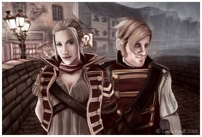 The Rebels by Isriana