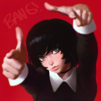 BANG! by Kuvshinov-Ilya