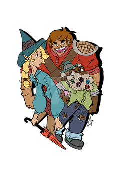 The Adventure Zone! by obsessed-sorry123