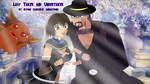 father and daugther of darkness by LadyTakerFandub