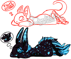 whatcha thinking about chibi ygh [open] by candyciqarettes