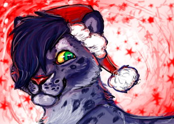 festive blizzard.. ZOOM IN FOR HQ PLEAZ by strazi
