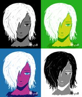 Kankan - Face 'o Color by Sweet-n-Spicy-Tea