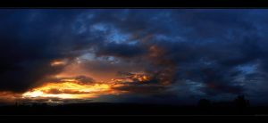 Hungarian skies pt.LXXXV. by realityDream