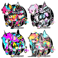 - Good Luck drawing this Twice Adopt Sheet 1 LEF - by BleedingColorAdopts