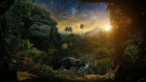 The Lost World by FantasyArt0102