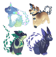 Egg Adopts [Hatched] by catdoq