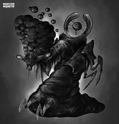 MONSTERMONTH No.5 - Gross by hubertspala