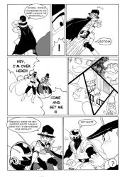 Who wants to be a superhero? 107 by Michsi