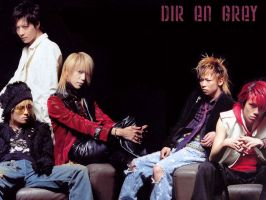 Dir en grey 2 by RinSohma