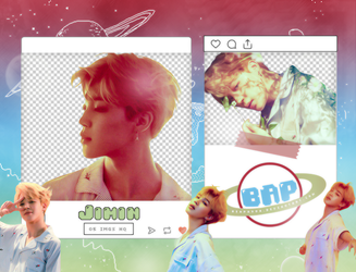 Pack Png 1532 // Jimin (BTS) (LY - Her) by BEAPANDA