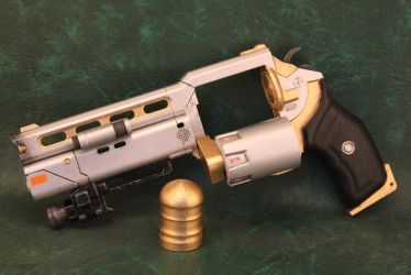 Fatebringer (Adept) Hand Cannon Prop Replic by Joker-laugh
