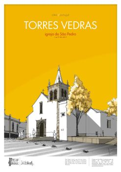 CITIES OF PORTUGAL - Torres Vedras 3 by Stillsketch
