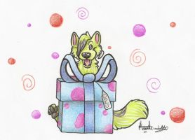 a present for me by micalakp