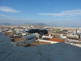 View over Pest by setanta5