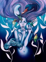 Sea Wings, 2012 by snowmask