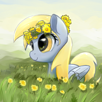 Derpy-summer by ScootieBloom