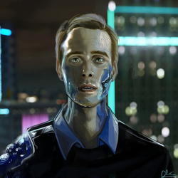 You Lied To Me, Connor. by chiarasanchi