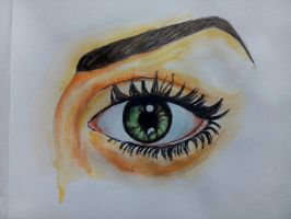 Eye #4 by KirtiBhardwaj