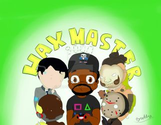 HaxMaster9000 YouTube Banner by BDOG375