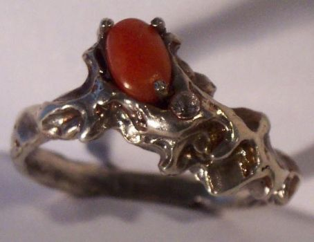 Fire Element Ring by EpicEssentials