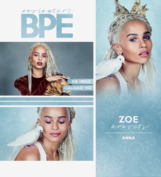 Photopack 27451 - Zoe Kravitz by southsidepngs