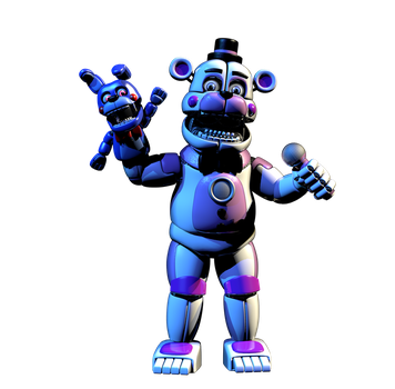 Funtime Freddy V3 by Timimouse15
