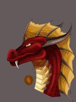 Red Dragon by XxSynisterxX