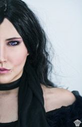 Yennefer of Vengerberg by ThePuddins