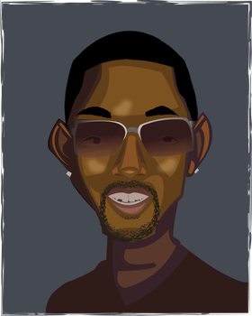 Will Smith by CannibalisticCacti