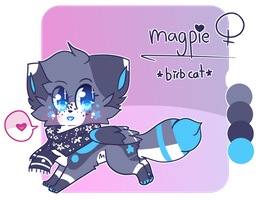 = Magpie Ref | March 2017 = by magpaii