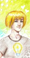 Armin by GoldenYume