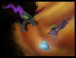 For the Crystal Empire by DawnMistPony