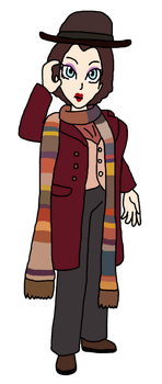 Pauline - 4th Doctor by KatLime