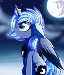 Moonlight by Kaleido-Art