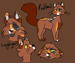Redtail alt by swagdoggos