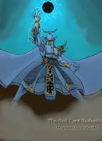 Exdeath unleashes the Void by grandchaosSR