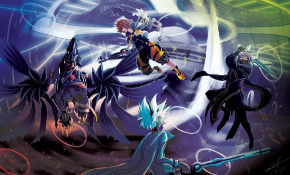 Dissidia Aces Cycle 02 - Round 4 by 5aXoR