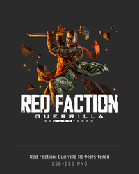 Red Faction: Guerrilla Re-Mars-tered by A-Gr