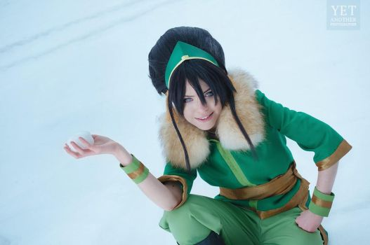 Toph Bei Fong - Lets Play by TophWei