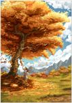 The Lonely Tree by Feivelyn