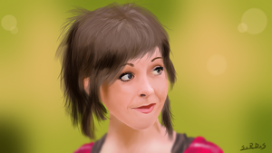 lindsey stirling by SsRBsS