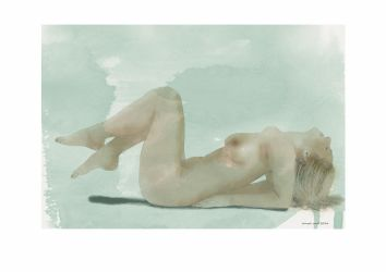 Patricie Laying by ianwh