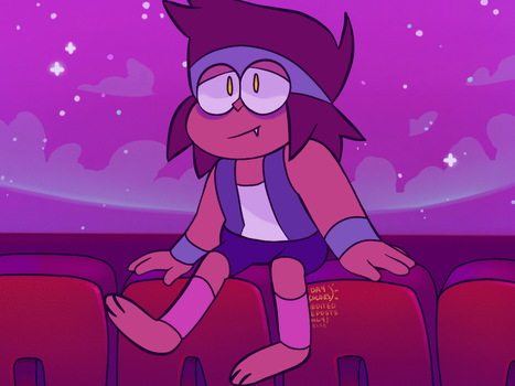 Perfect night (gif) by Daycolors