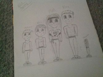Our family :) by EllisAppleby